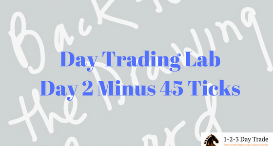 Day Trading Lab Day 2